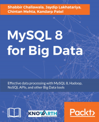MySQL 8 for Big Data Image