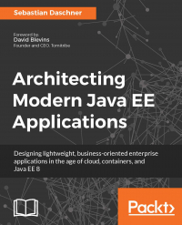 Architecting Modern Java EE Applications Image