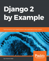 Django 2 by Example Image