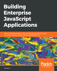 Building Enterprise JavaScript Applications Image