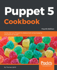 Puppet 5 Cookbook - Fourth Edition Image
