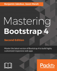 Mastering Bootstrap 4 - Second Edition Image