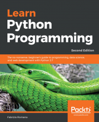 Learn Python Programming - Second Edition Image