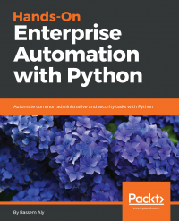Hands-On Enterprise Automation with Python. Image