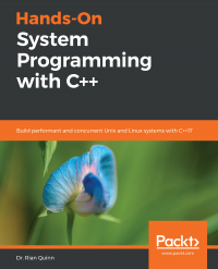Hands-On System Programming with C++ Image