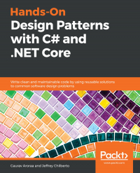 Hands-On Design Patterns with C# and .NET Core Image