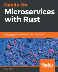 Hands-On Microservices with Rust Image