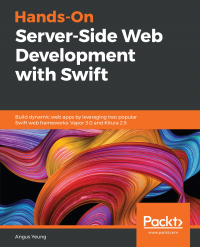 Hands-On Server-Side Web Development with Swift Image