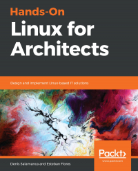 Hands-On Linux for Architects Image