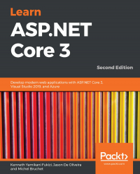 Learn ASP.NET Core 3 - Second Edition Image