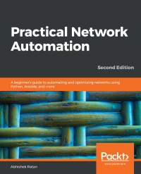 Practical Network Automation - Second Edition Image