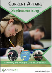Current Affairs September 2019 Image