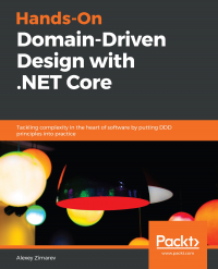 Hands-On Domain-Driven Design with .NET Core Image