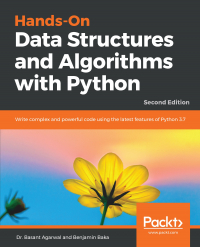 Hands-On Data Structures and Algorithms with Python Second Edition Image