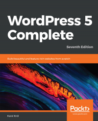 WordPress 5 Complete Seventh Edition Image