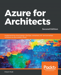Azure for Architects Second Edition Image