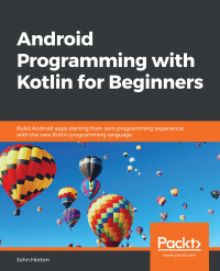 Android Programming with Kotlin for Beginners Image