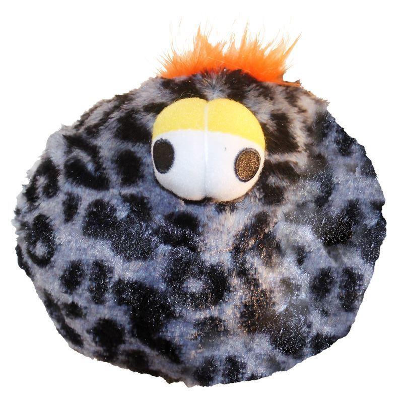 tweezoo dog toy Leopard