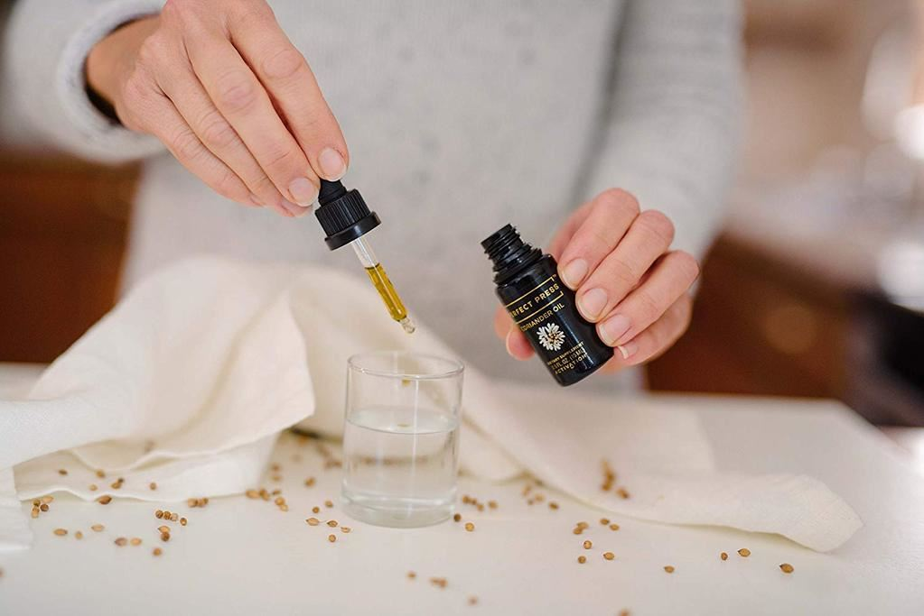 Picture of Coriander Oil (15ml) Perfect Press? - Dietary Supplement