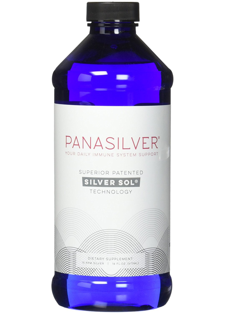Picture of Panasilver Silver Sol 500ml