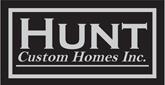 Website for Hunt's Custom Homes