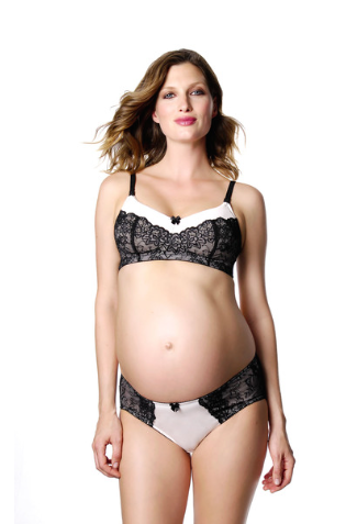sexy maternity lingerie does exist, and these 13 options that will