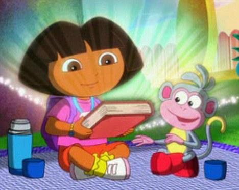 7 Ways Dora The Explorer Is Feminist Af