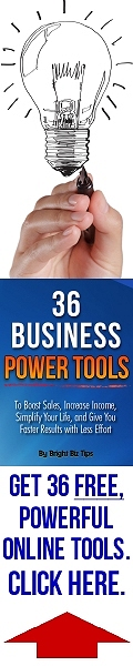 Free Business Power Tools