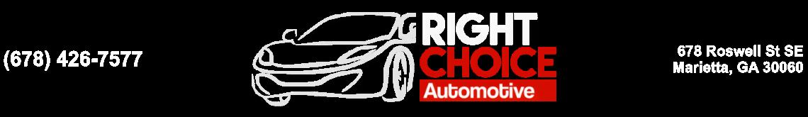 Right Choice Automotive >> Right Choice Automotive of Marietta, GA has clean and