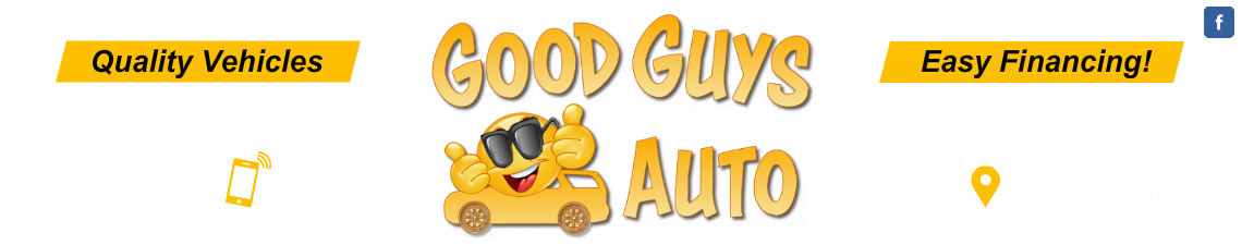 Good Guys Auto Of Baltimore MD Has Clean And Reliable Used Cars - Good guys used cars