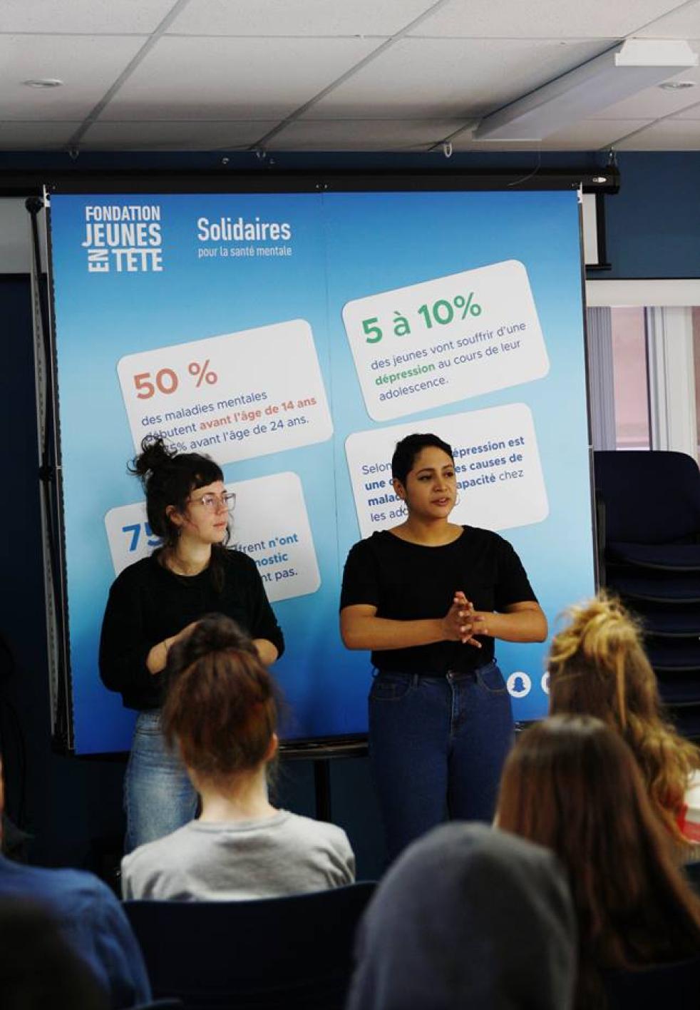 Atelier Solidaires pour la santé mentale