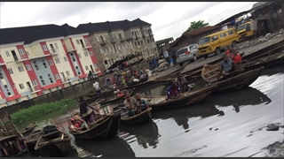 A floating City Called Makoko