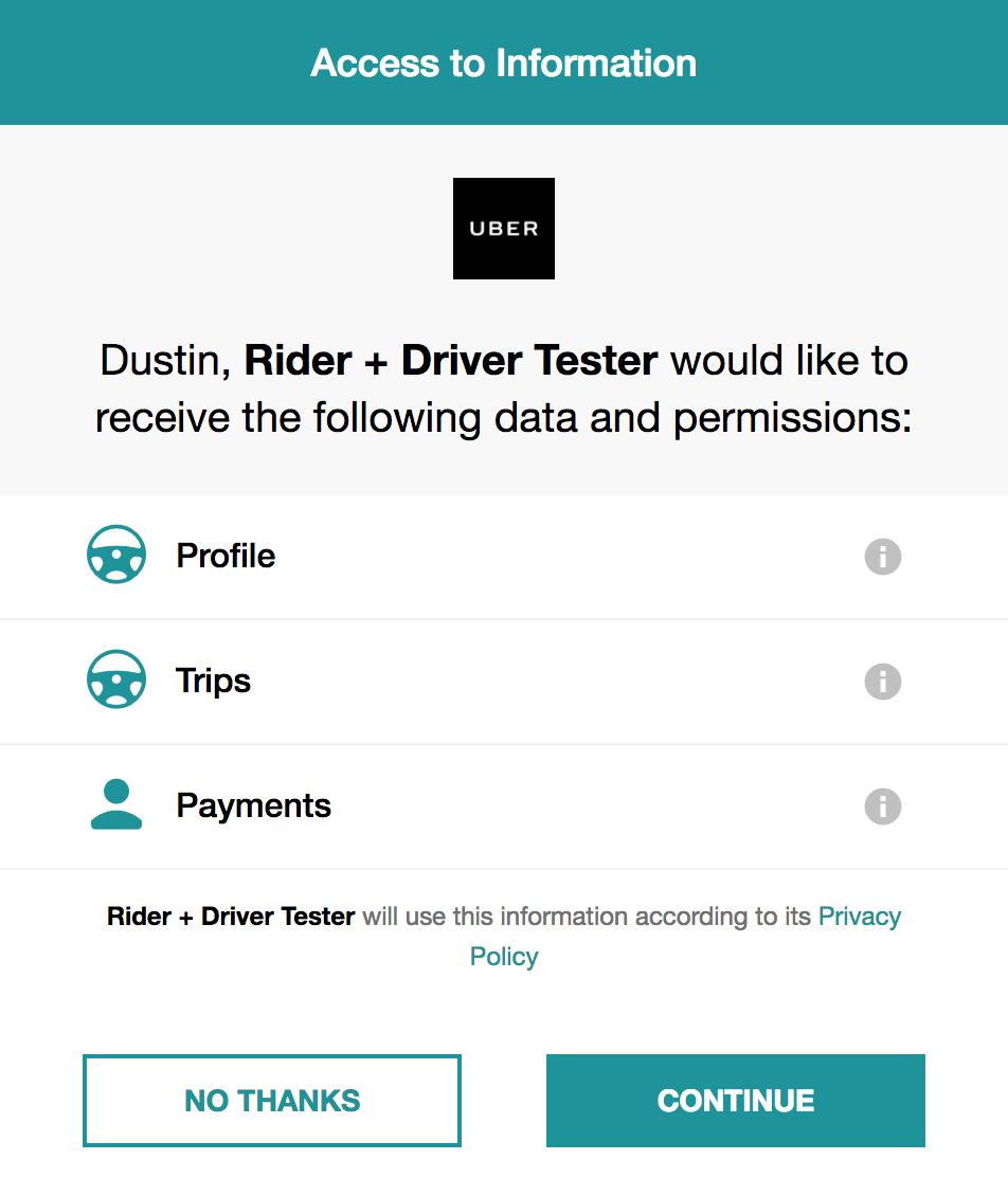 Developers | Uber