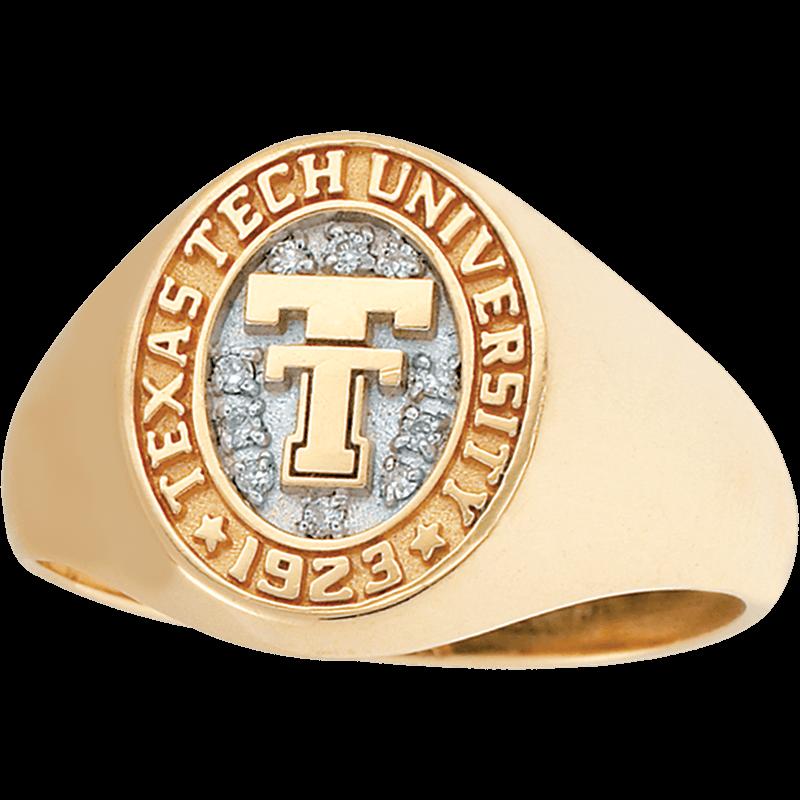 Texas tech alumni ring
