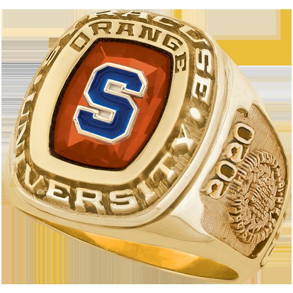 Syracuse Graduation 2020.Syracuse University Syracuse Ny Men S Legend Ring
