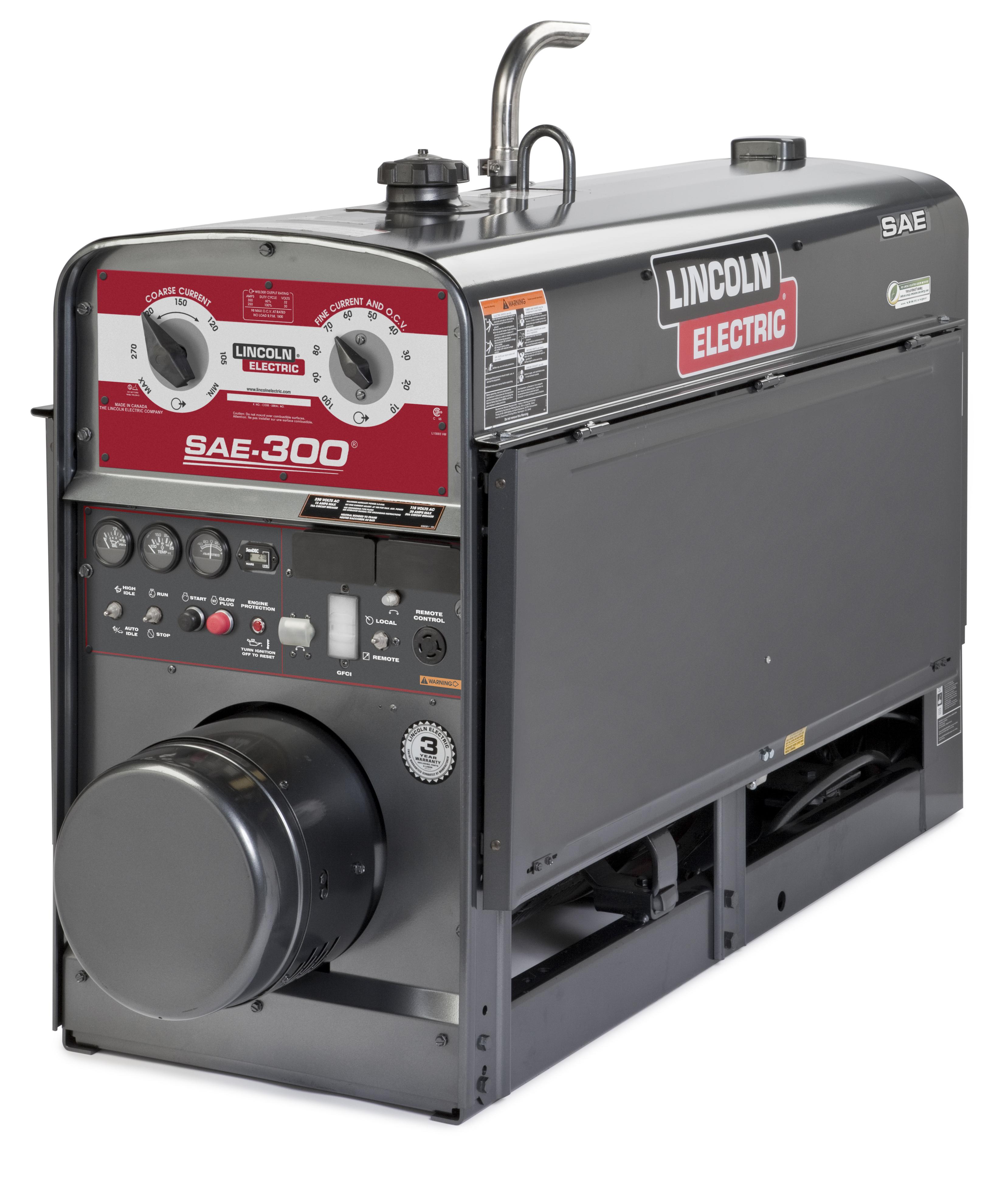 welder engine bulldog wire driven review lincoln generator best
