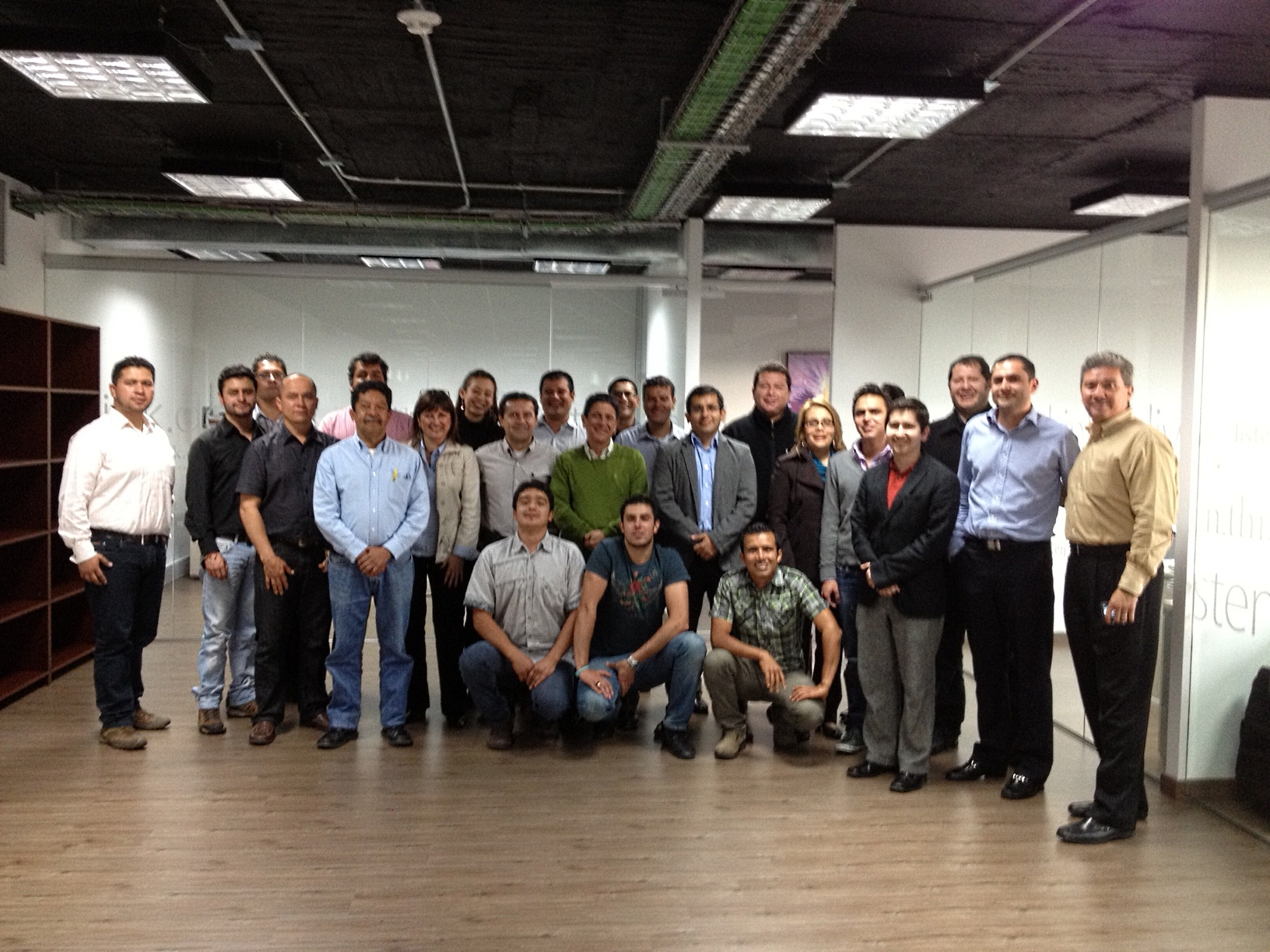 PACP Class Held In Colombia - Underground Construction