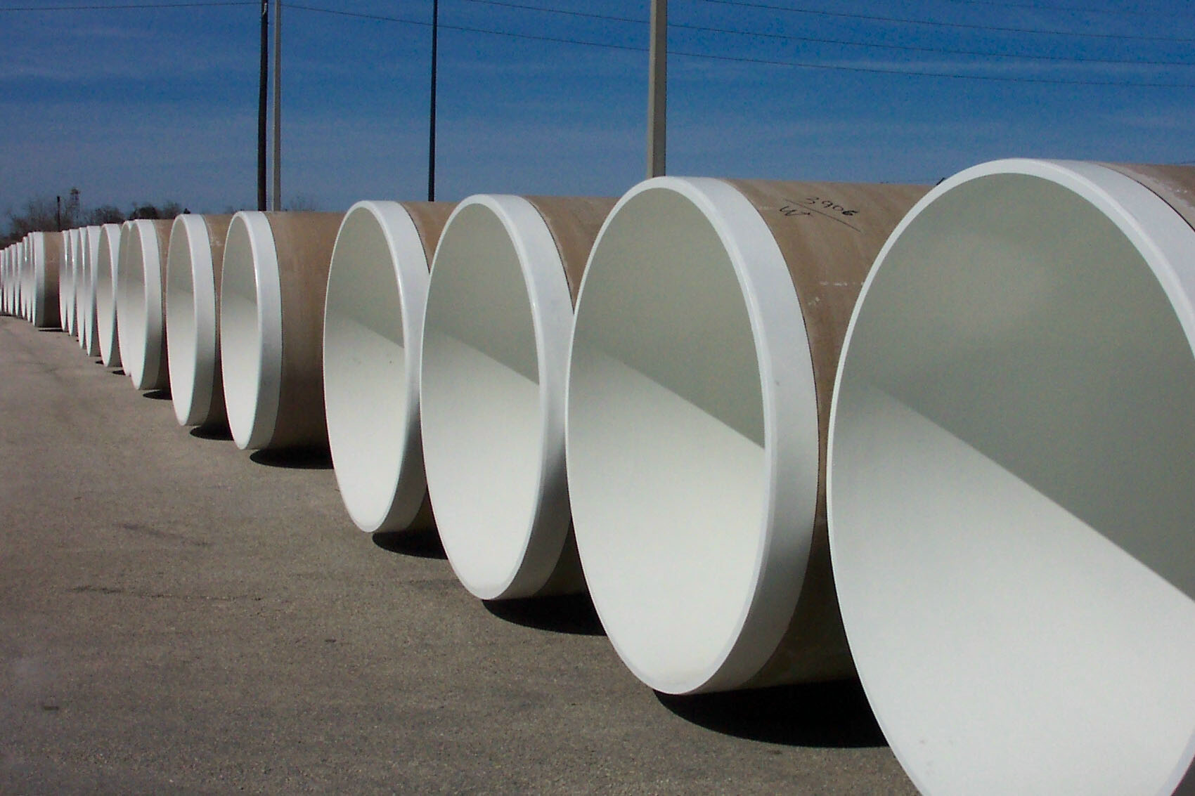 Centrifugally cast fiberglass-reinforced polymer mortar (CCFRPM) Hobas pipe is inherently corrosion resistant and lasts 100 years or more providing a very ... & Hobas Pipe USA Rolls Out CCFRPM Pipe - Underground Construction