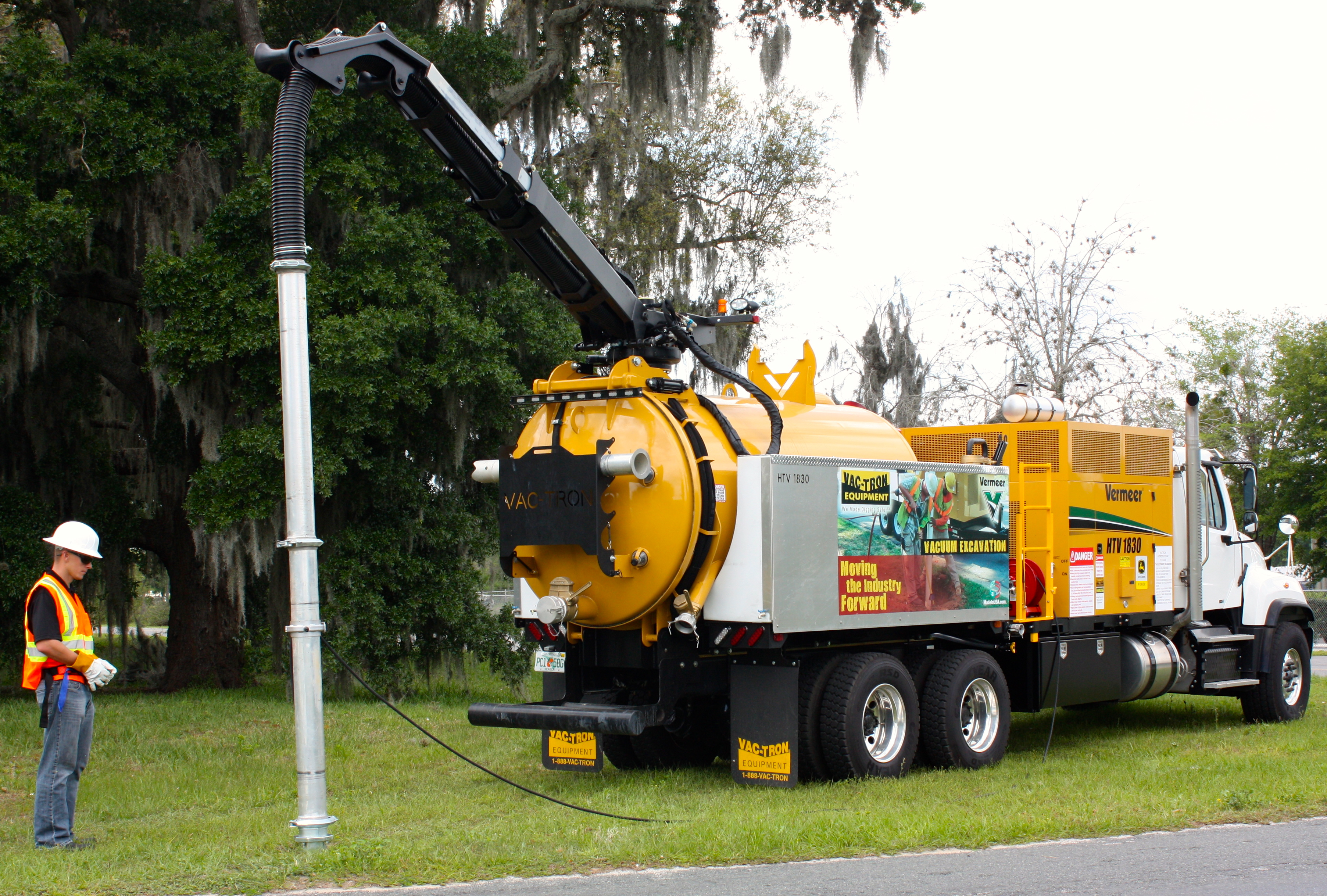 Equipment Spotlight Vacuum Excavators Air Amp Hydro