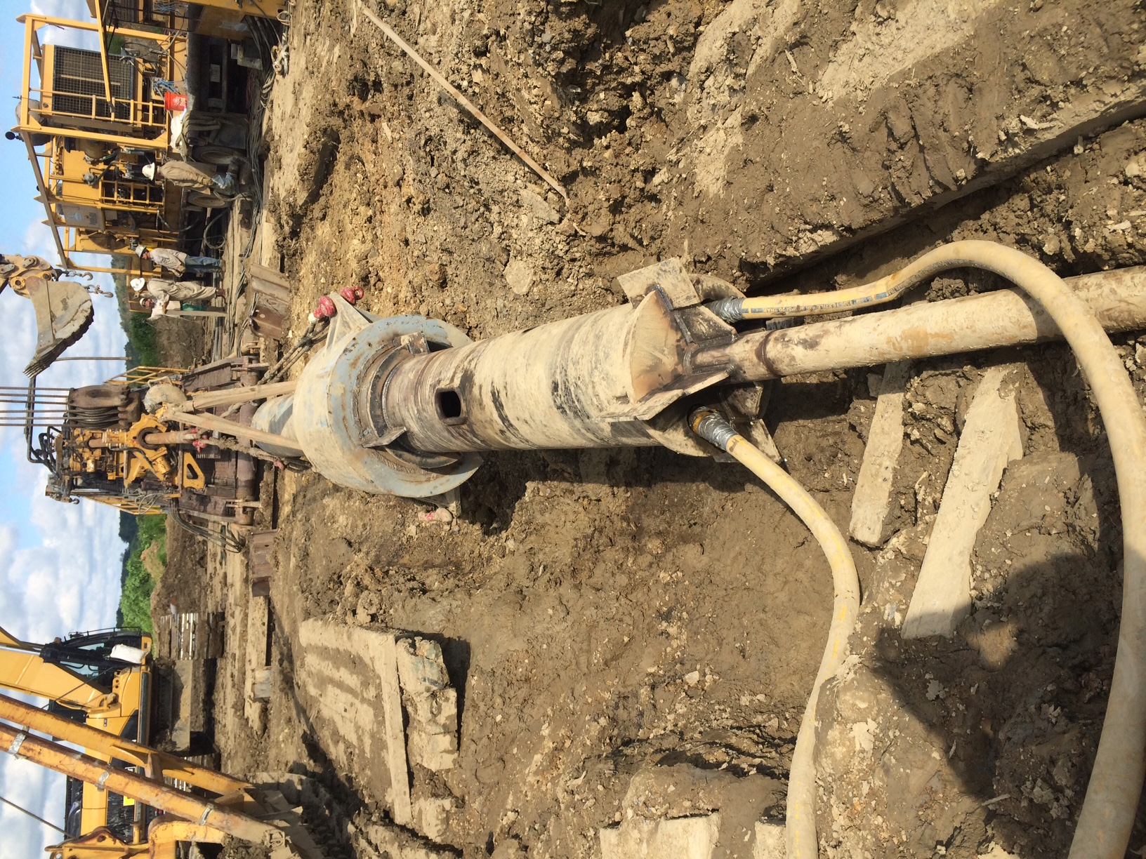 Use Of Rammers For HDD Continues To Grow, Diversify - Underground Construction