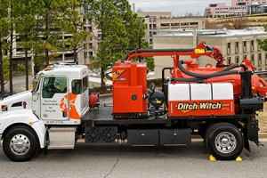 The Ditch Witch organization introduces the FXT60 truck vacuum excavator, an exceptionally versatile machine with the power to perform a wide variety of cleanup tasks