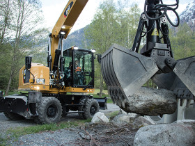 Caterpillar 336F excavator is built to meet U.S. EPA Tier 4 Final emissions standards