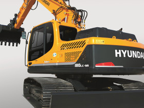 Hyundai R140LC-9A, R160LC-9A excavators