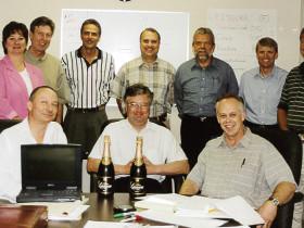 NASSCO Standard Bearers: Michael Burkhard