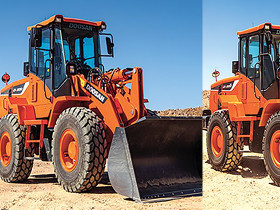 Doosan DL200-5 wheel loader