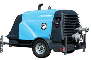 Rain for Rent introduces SiteMax line of portable trash pumps by PowerPrime Pumps