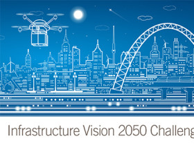 The Association of Equipment Manufacturers (AEM) today announced the Infrastructure Vision 2050 Challenge— a three-phased, crowd-sourced competition to award a total of $150,000 in prizes for innovative ideas to overhaul the crumbling infrastructure