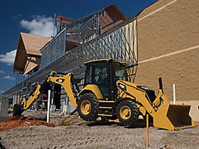F2 Series Cat Backhoe Loaders
