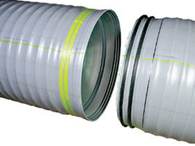 ADS SaniTite pipe