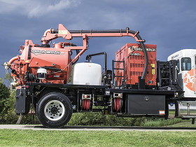 Ditch Witch FXT Air Series vacuum excavator